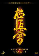 DVD - Karate Kyokushinkai, Kata Bunkai Band 1
