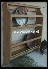 Primitive Small Bowl Plate Crock Rack Cupboard Pattern/Plan WN136