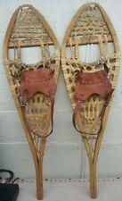 Vintage winter sport snowshoes max gros louis