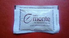 Bustina zucchero collezione CAFFE' MONTE Croazia