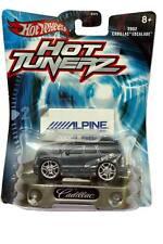 2002 Hot Wheels Hot Tunerz 2002 Cadillac Escalade Grey