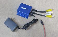 Mini C-DVR FPV Video Recorder for Ground Station DJI Phantom S1000 S800 EVO F550
