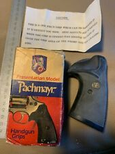 Pachmayr Rubber Pistol Grips - Smith & Wesson K Frame Small 1 - with Box - #63