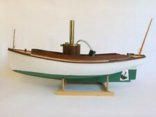 Midwest Products The Fantail Launch Ii #958 Fully Built Model