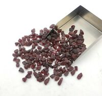 Natural Amazing Quality Pyrope Garnet Loose Rough Lot~ Multi Quantity