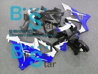 Blue Glossy Fairing Bodywork Plastic For HONDA CBR900 CBR929RR 2000-2001 12 D2