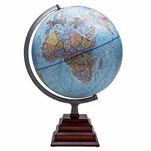 """Waypoint Geographic Pacific Globe 12"""" Desk Globe for Home or Office Up to Dat..."""