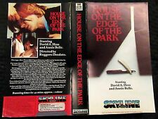 PRE CERT THE HOUSE ON THE EDGE OF THE PARK DPP39 VIDEO NASTY DAVID HESS