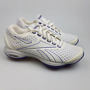 Women's REEBOK 'Easytone +' Sz 6.5 US Runners White Brand New | 3+ Extra 10% Off