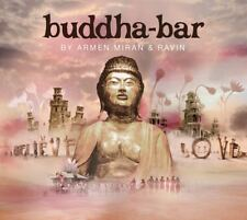 BUDDHA-BAR BY ARMEN MIRA & RAVIN  3 CD NEW