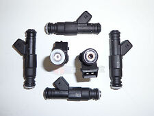 6x TRE Flowmatched 90LB Fuel Injectors Fit Bosch Siemens Deka V6 Turbo SHO 900cc