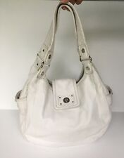 Marc by Marc Jacobs Totally Turnlock Tobo Bag Bianco