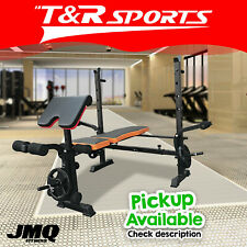JMQ RBT311 Multi-Station Weight Bench Press Fitness Incline Gym Equipment