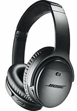 Bose QuietComfort 35 (Series II) Wireless Headphones, Noise Cancelling – Black