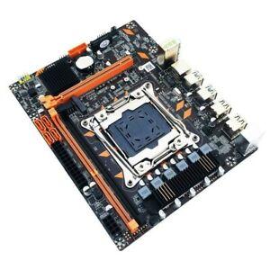 x99 motherboard lga 2011 v3 DDR4 2666/2400/2133MHz M.2 PCI-EX16