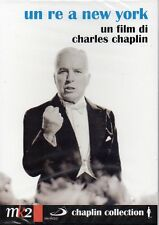 UN RE A NEW YORK - C. CHAPLIN - 2 DVD (NUOVO SIGILLATO)