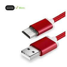 ? [5 Feet] MIcro USB Nylon Braided USB Data Sync Charger Charging Cable Cord