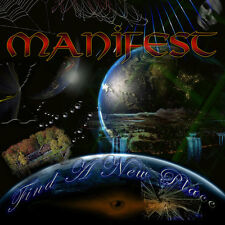 Manifest-Find New Place Mystic Force, Queensryche,Heir Apparent,Lethal,Fifth Ang