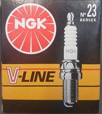 NGK V-Line 23 Bujías 4x BKR5EK, 4483 , vl23 OPEL #