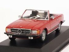 Mercedes 350 SL 1974 Red 'Maxichamps' Edition 1:43 MINICHAMPS 940033432