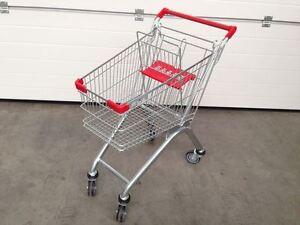 Einkaufswagen Supermarkt Paket (16 Stück) 60 Liter NEU! Sonderposten