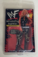 NEW WWF/WWE Die Cast Metal Key Chain Sable (Rena Lesnar)