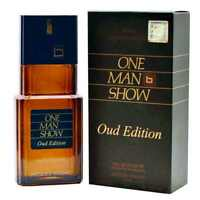 Brand New One Man Show Oud Edition 100ml EDT Perfume  By Jacques Bogart