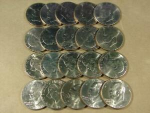 1976-D Eisenhower Dollar Uncirculated Roll Of 20 Coins