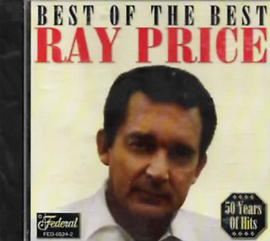 RAY PRICE - BEST OF THE BEST - CD