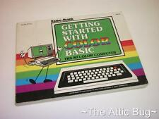 Getting Started with Colore Basic ~ trs-80 colore Computer ~ softback BOOK