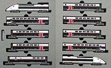 Kato 10-1324 TGV Duplex New Color (Carmillon) 10 Cars Set (N scale)