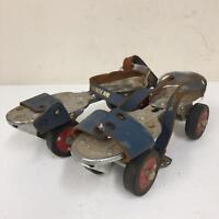 Thunder Adjustable Vintage Classic Metal Roller Skates