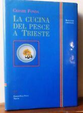 YE 01 LA CUCINA DEL PESCE A TRIESTE - MOLLUSCHI E CROSTACEI - di Cesare Fonda