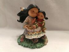 "Vtg Enesco 874752 Friends of the Feather ""Walk First,."" by Karen Hahn 2001;Nwob"