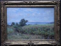 JOSEPH MORRIS HENDERSON SCOTTISH IMPRESSIONIST OIL PAINTING PERTHSHIRE 1863-1936