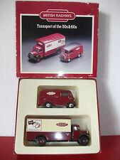 transport of the 50s & 60s british railways camion truck CORGI CLASSICS