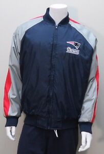 NFL NEW ENGLAND PATRIOTS Full-Zip Insulated Jacket Sizes XL,L By G-III NWT