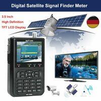 SATlink WS-6906 DVB-S Satfinder FTA Digital Satellite Signal Meter Sat Messgerät
