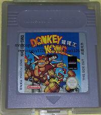 DONKEY KONG (Nintendo Game Boy, 1994) - CHINESE Version (DMG-403 CHN)