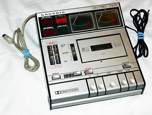Grundig Tape Deck CN 730 Hifi, läuft