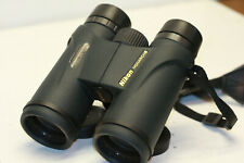NIKON  MONARCH  5      8 x 42   BINOCULARS     sweet  view out ..bright & clear