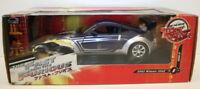 ERTL 1/18 Diecast Model Car Fast & Furious Tokyo Drift - 2003 Nissan 350Z Blue