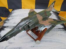 McDonnell f-4 Phantom Avión Caza Enorme 1:43 / AVION/Aircraft / yakair