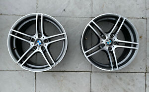 "BMW 3 SERIES 19"" STYLE 313M 7844343M 6787647P FRONT 8J ALLOY WHEEL E92 / E93 x 2"