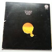Nucleus - Élastique Rock Vinyle LP GB 1er Press Vertigo Tourbillon Die Cut Prog