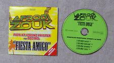 """PAPA A.P., JEROME PRISTE FEAT. DECIBEL """"AFRODI ZOUK - """"FIESTA AMIGO"""" CD COMPIL"""