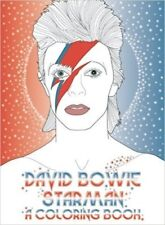 David Bowie: Starman: A Coloring Book [New Book] Adult Coloring Book, Paperbac