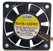 ONE NEW SANYO 9WF0624H7D04 fan