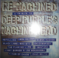 Vinyl LP NEU + OVP Tribute To Deep Purple Machine Head --- Metallica Iron Maiden