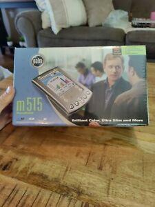 Palm M515 Handheld Factory Sealed